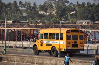 Freetown transport